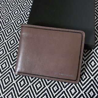 全新真皮銀包 FX leather wallet cardholders 卡套 錢包