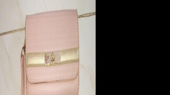 #BAPAU Clutch pink