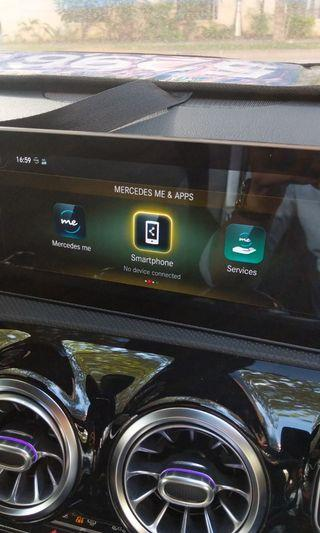 A180 A200 W177 NTG6 Carplay and Andriod Auto Activation