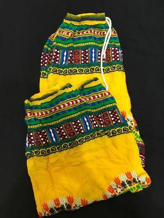Gypsy boho pants