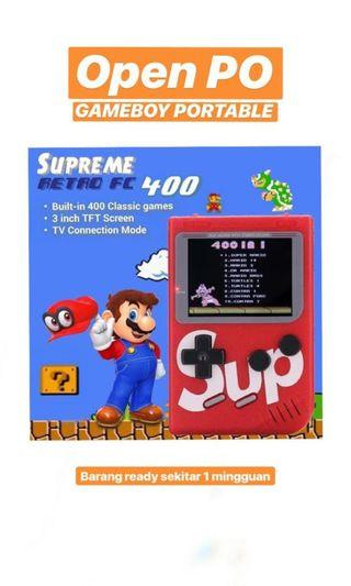 Game boy SUP retro 400 games