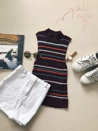 A&F knitted top