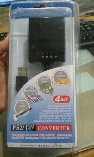 Converter PC/PS3 to PS2