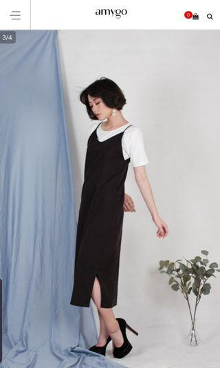 Slipt Dress - Amygo