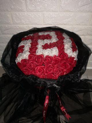 520 flower design