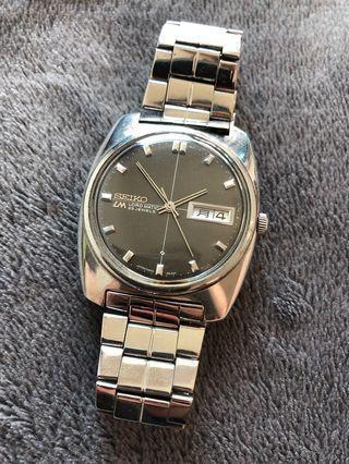 Seiko 精工 Load Matic 23 Jewels 5607-8010 正常使用痕跡 新舊如圖