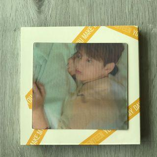 wts seventeen ymmd you make my day lenticular card
