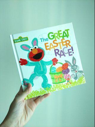 🌟17年出版🌟 The Great Easter Race! ( hardback)