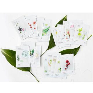 INNISFREE My Real Squeeze Mask [K-Beauty]