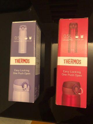 Thermos日本保溫壺0.5L