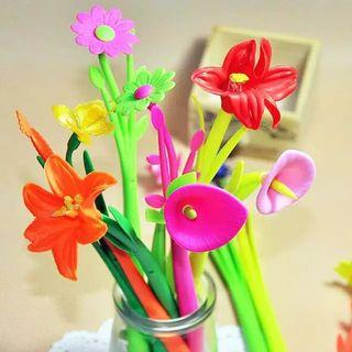 {bulk / wholesale} flower gel Pen