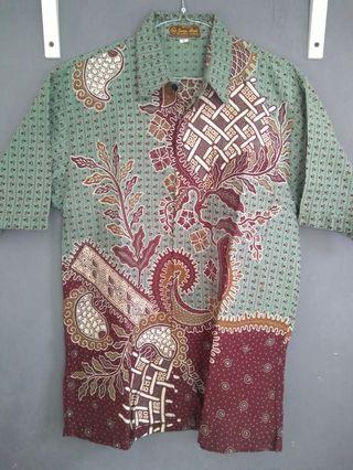 Kemeja Batik #BAPAU