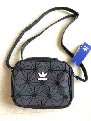 Brand New with Tag Adidas Issey Miyake Sling bag