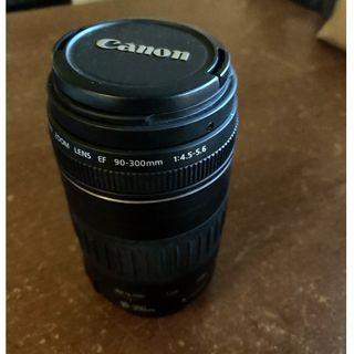 Canon EF 90-300mm f4.5-5.6 USM