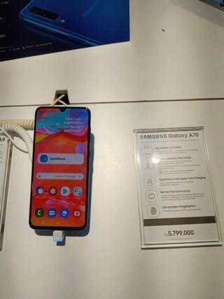 Samsung Galaxy A70 Cicilan Tanpa Kartu Kredit Proses 3 Menit