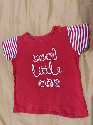 Mothercare Red Shirt