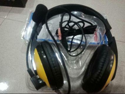 Headset DJ One D2688