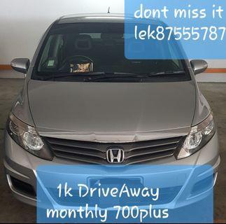 (Sales)Honda Airwave