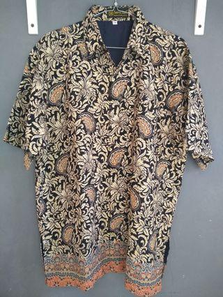 Kemeja Batik Pria #BAPAU