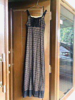 Dress pesta formal / kondangan