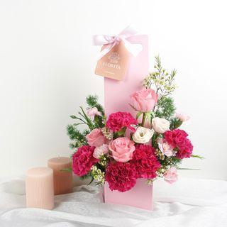 🚚 40% OFF Flower Box | Birthday Flowers | Flower Delivery | Anniversary Gift
