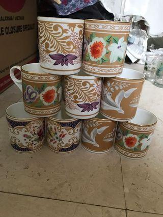 Wedgwood Bone Porcelain Mug