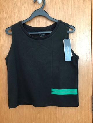 Calvin Klein cropped top (brand new with tags)