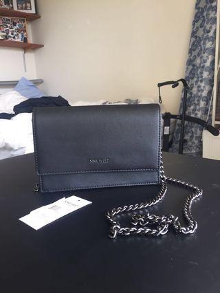 Nine West cross body clutch bag