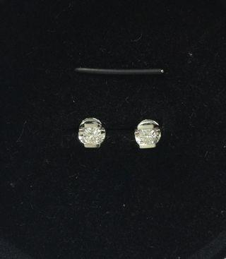 PN 18k鑽石耳環(共26份)
