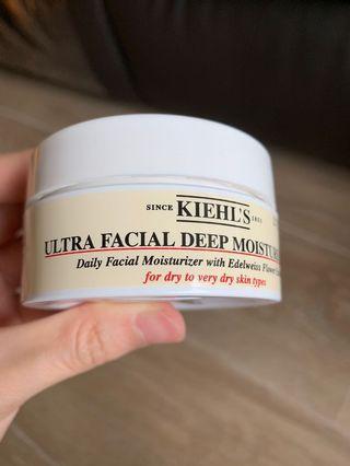 全新Kiehl's Ultra Facial Deep Moisture Balm
