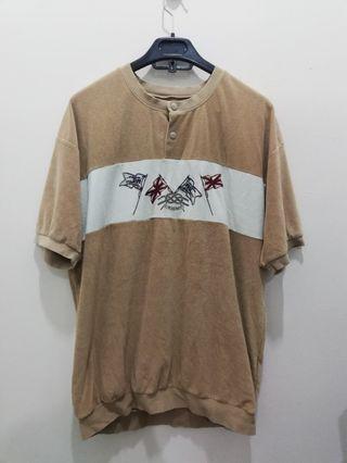 Vtg Burberrys Embroidery
