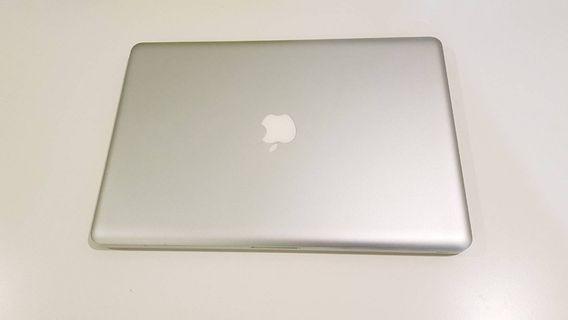 2011款 Macbook Pro 15 I7/8G/128G SSD 全機包膜 盒裝 功能正常