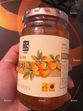 🚚 韓國蜂蜜柚子茶