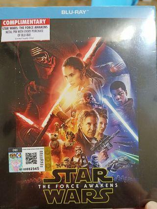 🚚 Blu Ray Star Wars : The Force Awakens