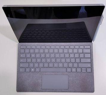 Surface Pro 4 8G/256G 附最新款原廠鍵盤 手寫筆 64G記憶卡 原廠充電器