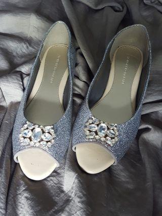 flat shoes ukuran 38