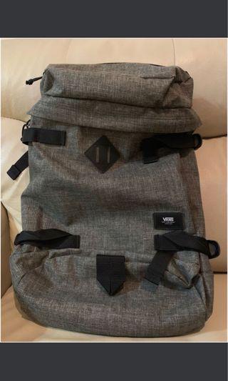 Vans Backpack 全新灰綠two tone 實用背囊 超值優惠