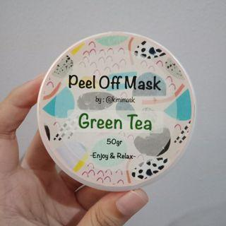 Pell Off Mask