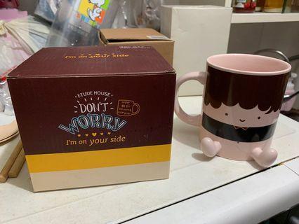ETUDE HOUSE 杯 咖啡杯 陶瓷