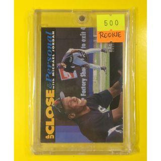 1208399cc14 MLB Rookie Card - Michael Jordan 1994 Upper Deck