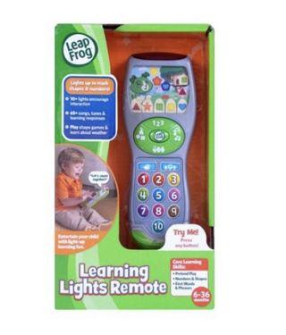 Leap Frog Learning Light Remote