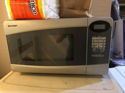 Microwave SHARP R-230R-S