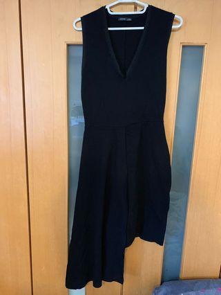 🚚 Zara黑色小禮服洋裝