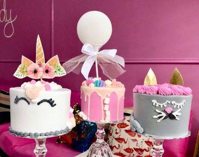 Petite Birthday Cake
