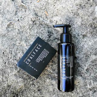 CoalFace Cleanser + CoalFace Soap by Kayman Beauty