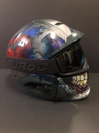 Ruroc RG-1-DX Helmet