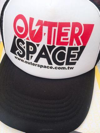 Outerspace cap帽連盒