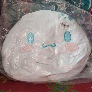 日本直送 三麗鷗饅頭玉桂狗公仔攬枕 咕順 sanrio cinnamoroll doll cushion
