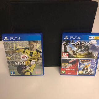 🚚 WTS- PS4 Slim 500GB with 3 Games