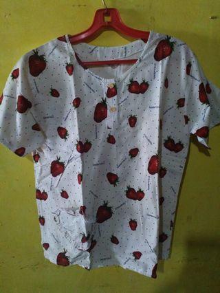 Baju strawberry